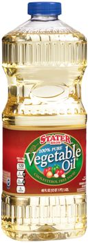 Stater bros® 100% Pure Vegetable Oil