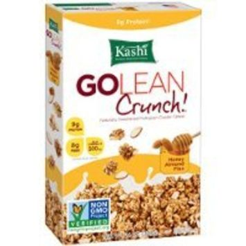 Kashi GOLEAN Crunch! Cereal, Honey Almond Flax, 14-Ounce Boxes (Pack of 4) have a problem Contact 24 hour service Thank You