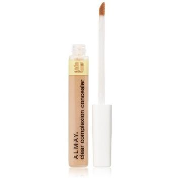 Almay Clear Complexion Oil Free Concealer, Medium 300, 0.18-Ounce Packages (Pack of 2)