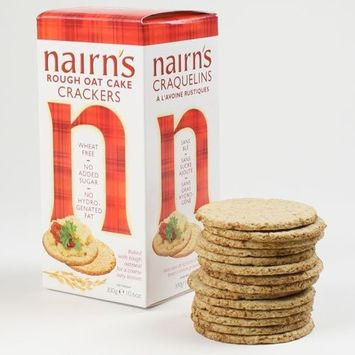 Nairn's Rough Oat Cake Crackers (10.6 ounce)