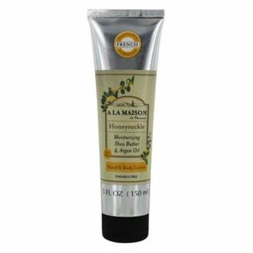 Hand & Body Lotion Honeysuckle - 5 fl. oz. by A La Maison (pack of 4)