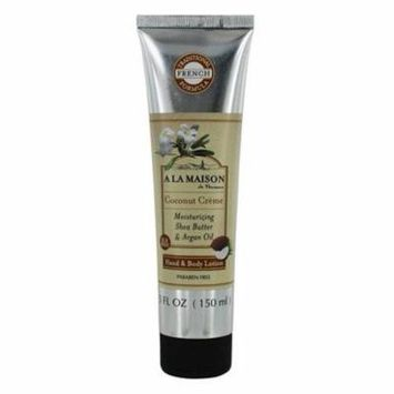 Hand & Body Lotion Coconut Creme - 5 fl. oz. by A La Maison (pack of 2)