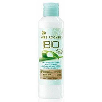 Yves Rocher Culture Bio Body Lotion with Organic Aloe Vera 6.7 oz