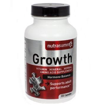 Nutrasumma Growth - 120 Ct