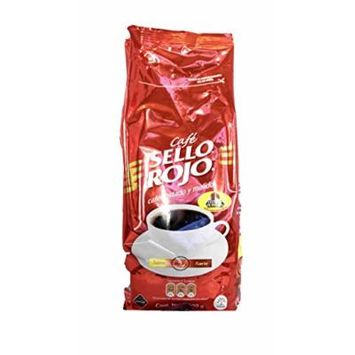 Cafe Sello Rojo Colombian Coffee Roasted and grounded aroma and taste balanced 500 G 17.6 Z 1.1 OZ