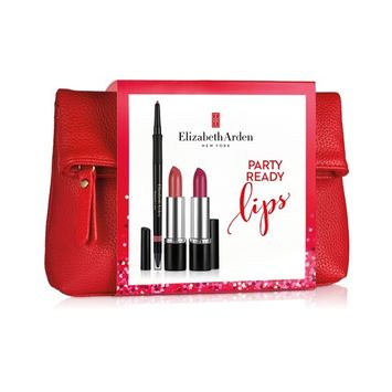 4-Pc. Party Ready Lips Set, Created for Macy's
