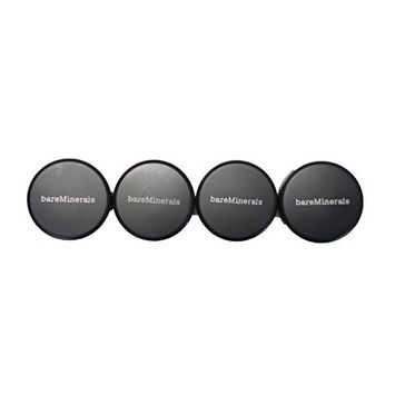 Bareminerals All over Face, Warmth - Set of 4 (0.01 oz each) Travel size