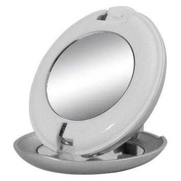 ZADRO ZPT410 LED Lighted Flashlight Compact Mirror