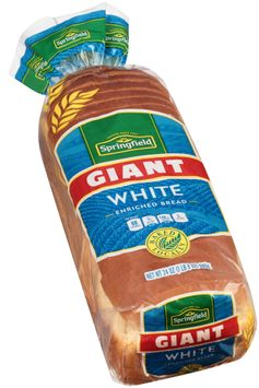 Springfield Giant White Bread
