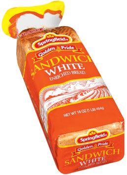 Springfield Sandwich White Bread