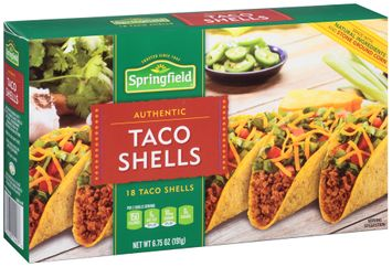 Springfield® Authentic Taco Shells