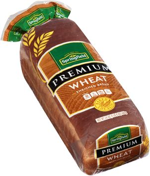 springfield® premium wheat enriched bread