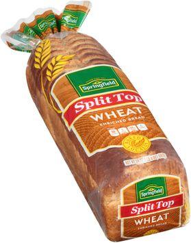 springfield® split top wheat bread