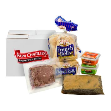 Papa Charlie's Party Pack