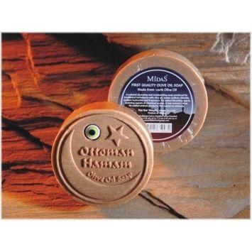 Midas Olive Oil Soap - Ottoman Classic 3.52 Oz. (Mediterranean Collection)