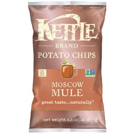 Kettle Brand® Moscow Mule Potato Chips