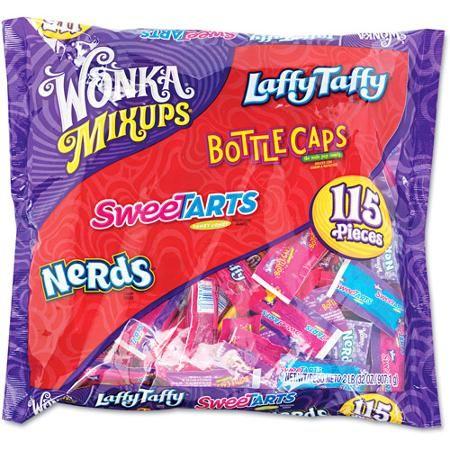 Wonka Mixups