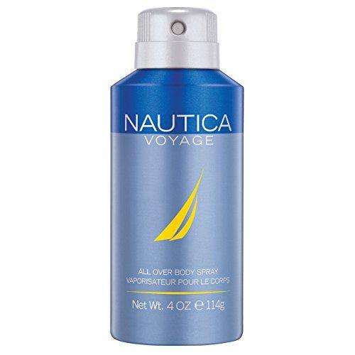 Nautica Voyage Body Spray