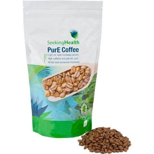 Seeking Health Organic Coffee | PurE Coffee | 1 LB | Air Roasted | Free Of Toxic Substances
