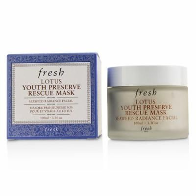 Lotus Youth Preserve Rescue Mask-100ml/3.3oz