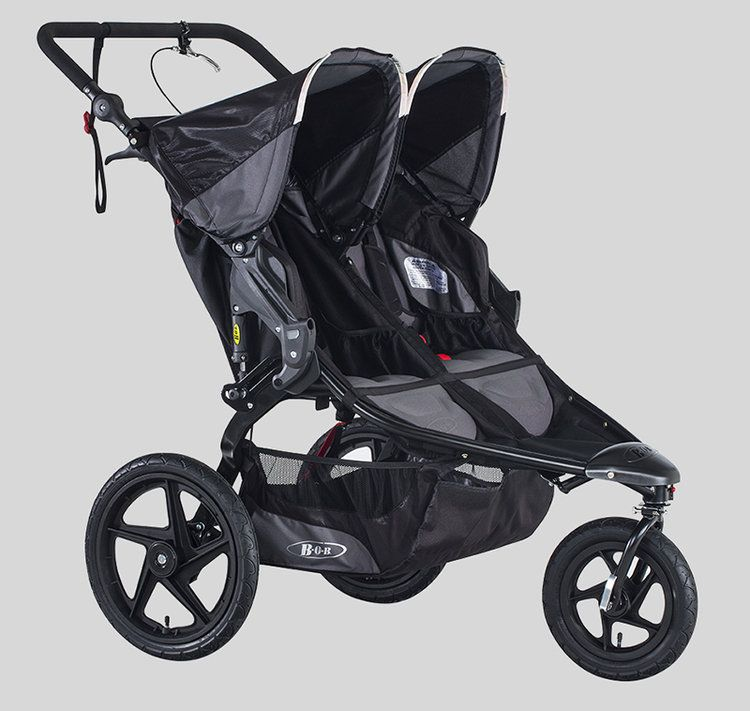BOB Gear® Revolution Pro Duallie Jogging Stroller Reviews 2020
