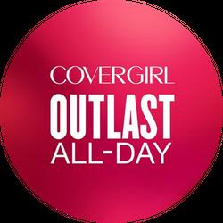 COVERGIRL Outlast Badge