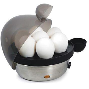 Better Chef - 7-egg Cooker - Silver/black