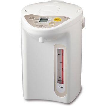 Tiger PIF-A30U-C VE Micom Electric Water Boiler & Warmer, 3 L, White