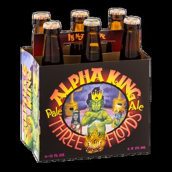 Three Floyds Pale Ale Alpha Kings - 6 PK