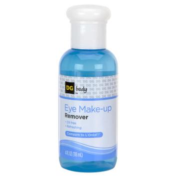 DG Body Eye Make-up Remover - 4 oz