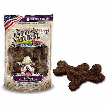 Phillips Feed & Pet Supply Loving Pets So Natural Beef Jerky Dog Treat