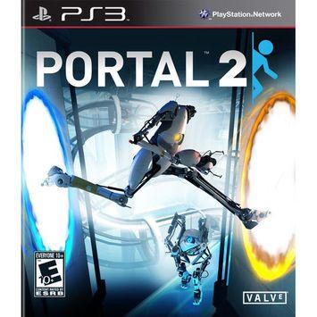 Portal 2 Playstation3 Game Valve