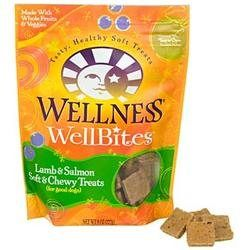 Phillips Feed & Pet Supply Wellness WellBites Lamb and Salmon Soft and Chewy Dog Treats
