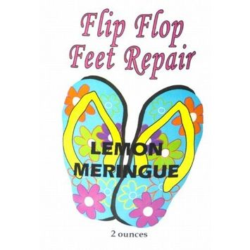 Flip Flop Feet Repair Lemon Scent