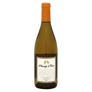 Sutter Home Menage a Trois Chardonnay