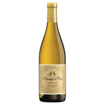 Sutter Home Menage a Trois Gold Chardonnay