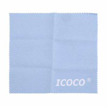 ICOCO Soft Eyeglasses Cleaning Cloth Velvet Sunglasses Camera Duster Cloth On Sale