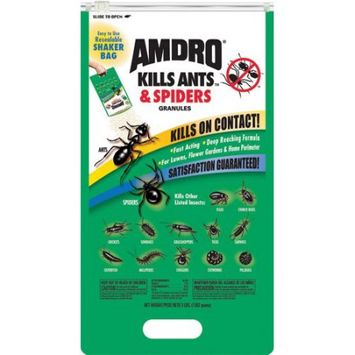 Bwi - Springfield 3 Lbs Granule Ant and Spider Killer Shaker Bag, Insect, Spiders, Ants, Granules and Powders