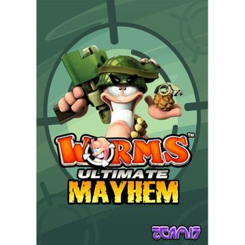Team17 Worms Ultimate Mayhem (PC)(Digital Download)