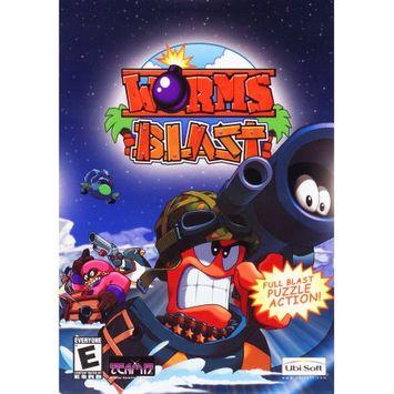 Team17 Worms Blast (PC)(Digital Download)