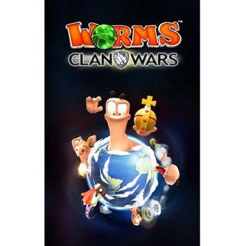 Team17 Worms Clan Wars (PC)(Digital Download)