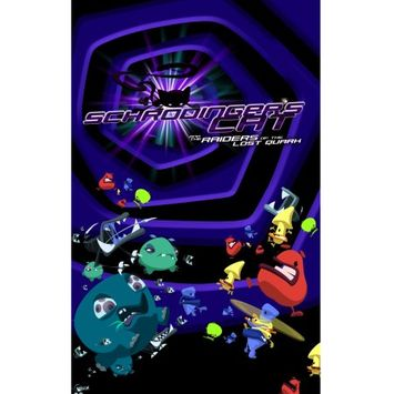 Team17 Schrodinger's Cat and Raiders of the Lost Quark (PC)(Digital Download)