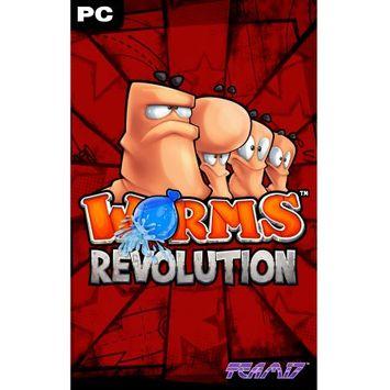 Team17 Worms Revolution (PC)(Digital Download)