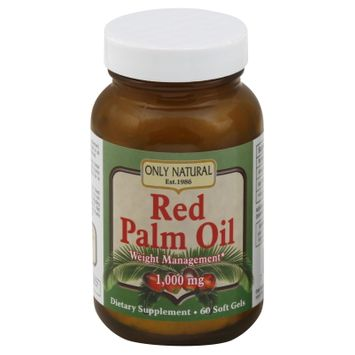 Only Natural Pet Only Natural Red Palm Oil 1000 mg - 60 Softgels