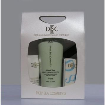Deep Sea Cosmetics Nail Treatment Kit-Wave scent