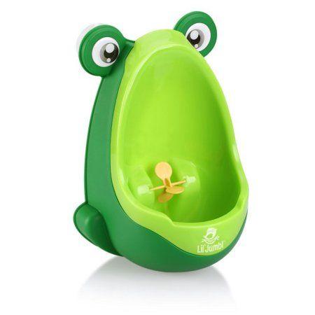 Lil' Jumbl Baby Potty Boys Urinal - Green