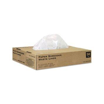 Intek Shredder Bags AFB-50R for Boxis R700/S700, 22 gal, 50/Box