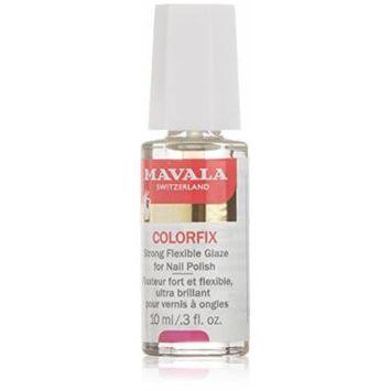 Mavala Colorfix Strong Flexible Top Coat for Nails, 0.3 Ounce