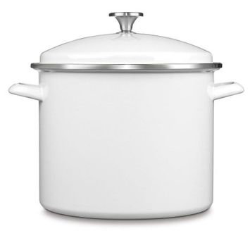 Cuisinart Chef's Classic 12 Qt. Stockpot in White