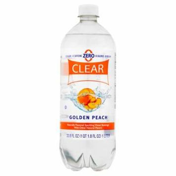 Clear American Golden Peach, 33.8 fl oz